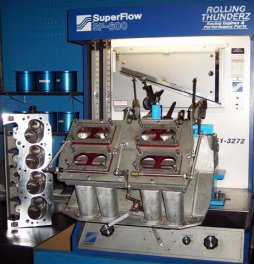 Power Calculations From Flow Bench Testing Of Cfm Intake Air Flow