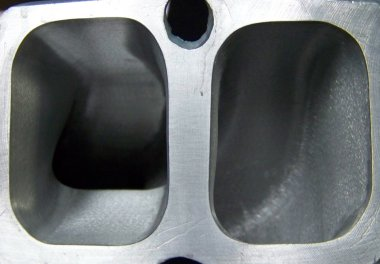 Intake Manifold and Cylinder Head Flow Bench Porting